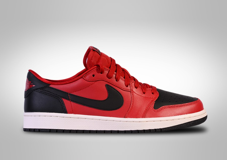 eba158d52d30 NIKE AIR JORDAN 1 RETRO LOW OG BRED price €112.50