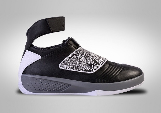 20 Air SneakersNoir Air Jordan Nike OPuwXZikT