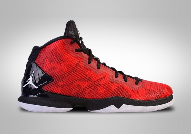 NIKE AIR JORDAN SUPER.FLY 4 CLIPPERS RED BLAKE GRIFFIN