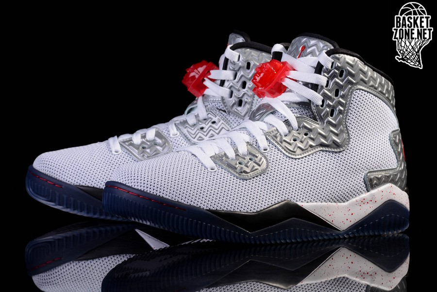 a5c2e63f NIKE AIR JORDAN SPIKE FORTY PE WHITE FIRE RED price €127.50 ...