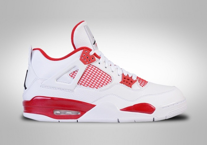 NIKE AIR JORDAN 4 RETRO ALTERNATE '89