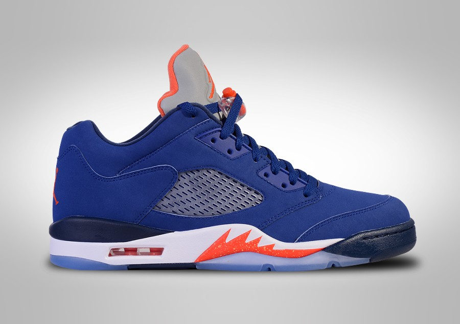 e5cd87c1f6f NIKE AIR JORDAN 5 RETRO LOW KNICKS price €165.00 | Basketzone.net