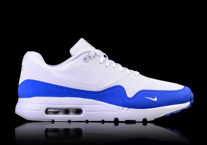 NIKE AIR MAX 1 ULTRA ESSENTIAL WHITE/RACER BLUE