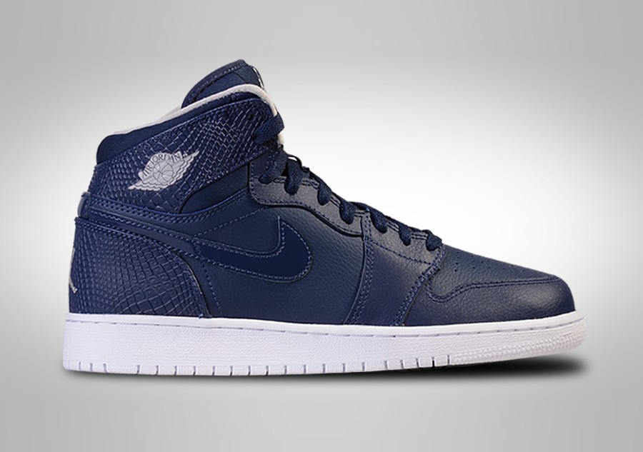 pretty nice a1055 1555b NIKE AIR JORDAN 1 RETRO HIGH BG