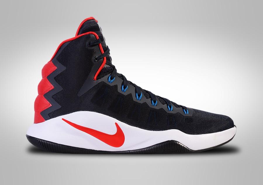 Nike Hyperdunk 2016 Basketball Schuhe Team OrangeWeiß
