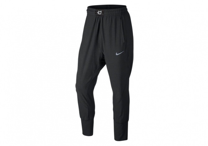 NIKE FLEX KD HYPER ELITE PANT BLACK HEATHER