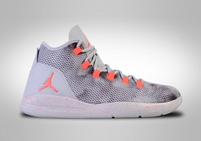 NIKE AIR JORDAN REVEAL PREMIUM WOLF GREY INFRARED