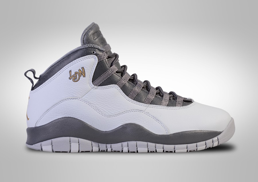 get cheap 5ec48 f004d NIKE AIR JORDAN 10 RETRO LONDON CITY PACK BG