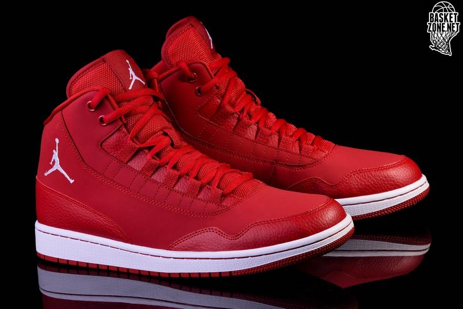 more photos df142 045a9 ... chaussures de basketball code h7q357xfe2 7f2f8 8feca  coupon code nike  air jordan executive gym red bg 5ecba d4151