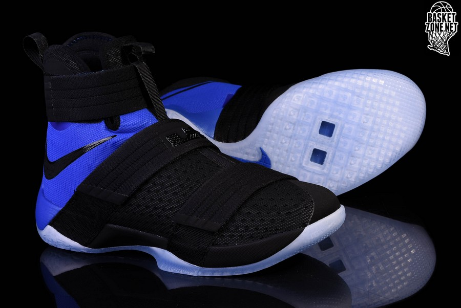 best authentic c27f6 1b2cb NIKE LEBRON SOLDIER 10 SFG GAME ROYAL