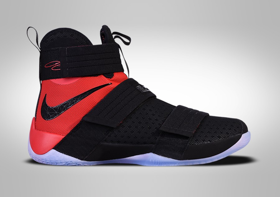 9954f5509c143 NIKE LEBRON SOLDIER 10 SFG BRED price €117.50