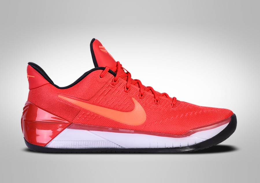 detailed look d9351 4810f NIKE KOBE A.D. 12 UNIVERSITY RED