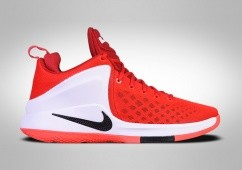 outlet store 28ef9 2dced NIKE LEBRON ZOOM WITNESS CAVS RED