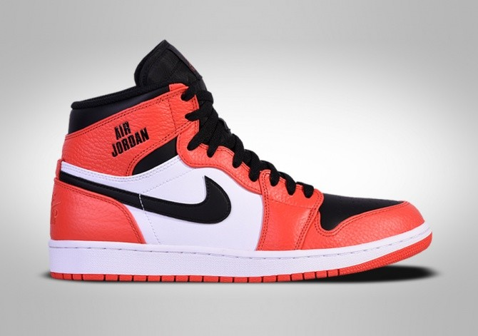 b0e4ed21c4db NIKE AIR JORDAN 1 RETRO HIGH MAX ORANGE pour €115