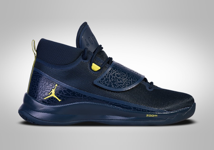 competitive price f67b4 d8b9d NIKE AIR JORDAN SUPER.FLY 5 PO NAVY BLUE LIME BLAKE GRIFFIN. 881571-405.  PRICE  €115.00
