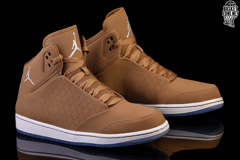 new york first rate new cheap Girls' Shoes new leather Nike Jordan 1 Flight 5 Prem ...