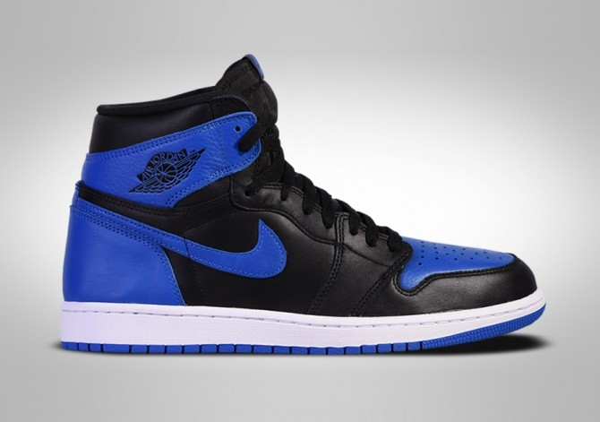 NIKE AIR JORDAN 1 RETRO HIGH OG ROYAL Černé cena 5877 2b0e0bbfd5