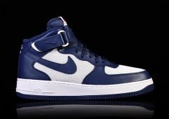 NIKE AIR FORCE 1 MID '07 BINARY BLUE