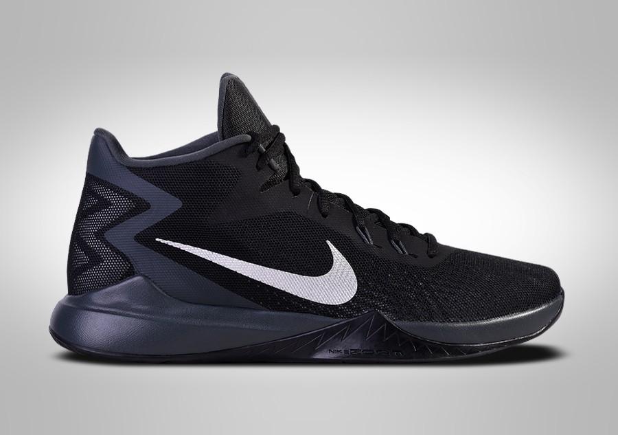 sports shoes f4f66 2ed07 NIKE ZOOM EVIDENCE BLACKOUT price €77.50  Basketzone.net