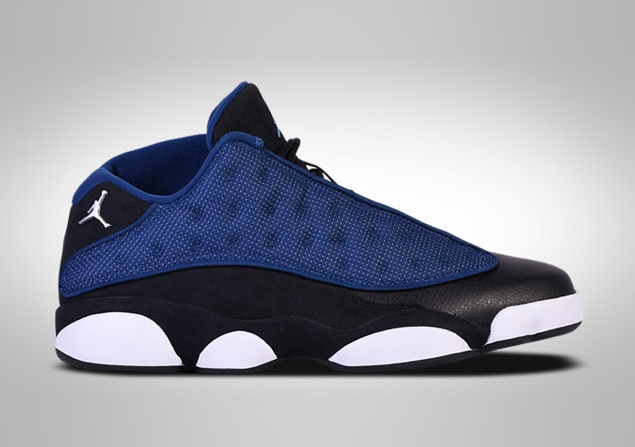 huge selection of b7e2b 7837e NIKE AIR JORDAN 13 RETRO LOW BRAVE BLUE price €172.50   Basketzone.net