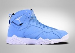 NIKE AIR JORDAN 7 RETRO NORTH CAROLINA BLUE