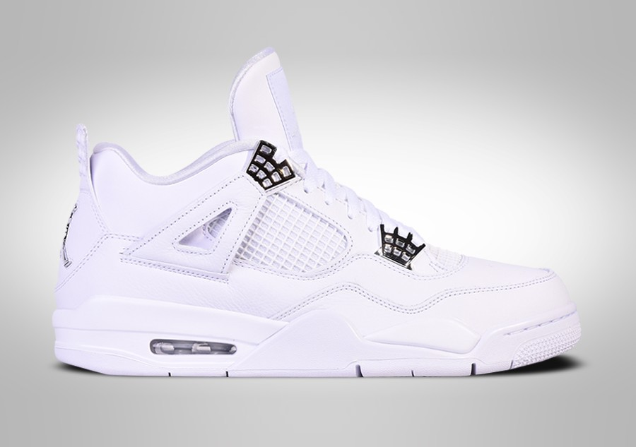 big sale fashion styles best sale NIKE AIR JORDAN 4 RETRO PURE MONEY BG (SMALLER SIZE) price €135.00 ...