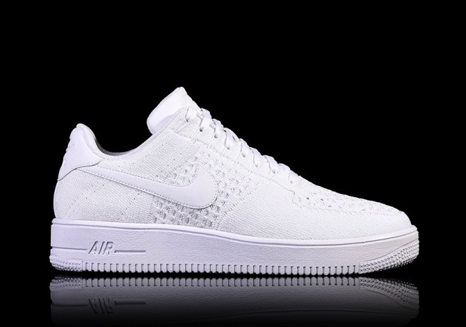 9686bb35deee1 NIKE AIR FORCE 1 ULTRA FLYKNIT LOW WHITE für  139