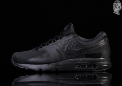 NIKE AIR MAX ZERO ESSENTIAL TRIPLE BLACK price €105.00  880133a4d387