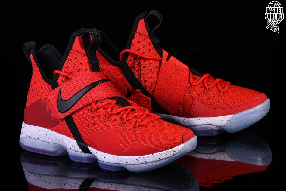 NIKE LEBRON 14 RED BRICK ROAD