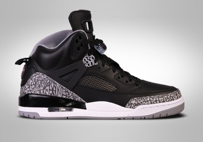 NIKE AIR JORDAN SPIZIKE BLACK CEMENT BG