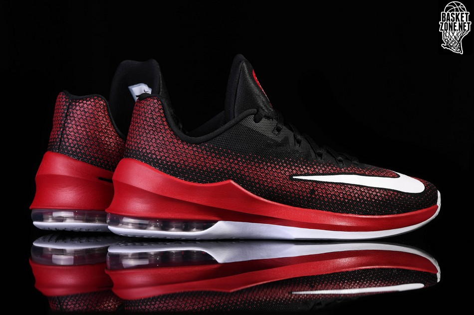Homme NIKE Low Air Max de Infuriate Chaussures Basketball