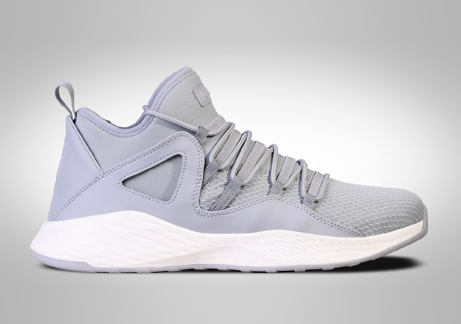 low priced 8e536 fbc45 NIKE AIR JORDAN FORMULA 23 WOLF GREY price €97.50   Basketzone.net