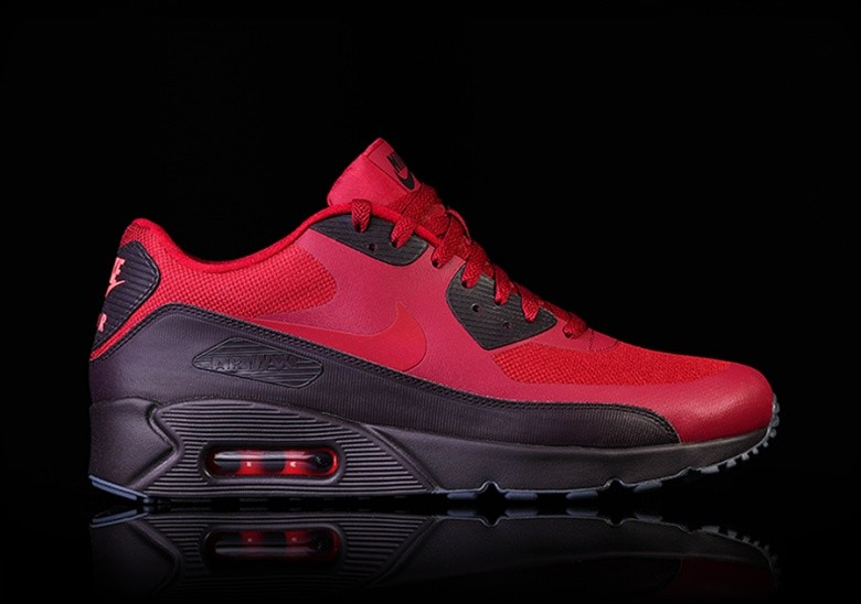 newest 62f26 a0ee0 NIKE AIR MAX 90 ULTRA 2.0 ESSENTIAL NOBLE RED