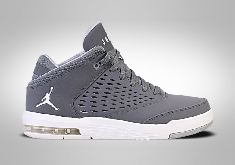Nike Air Jordan Origin Per 00 4 €115 Flight Grey 4RA35jL
