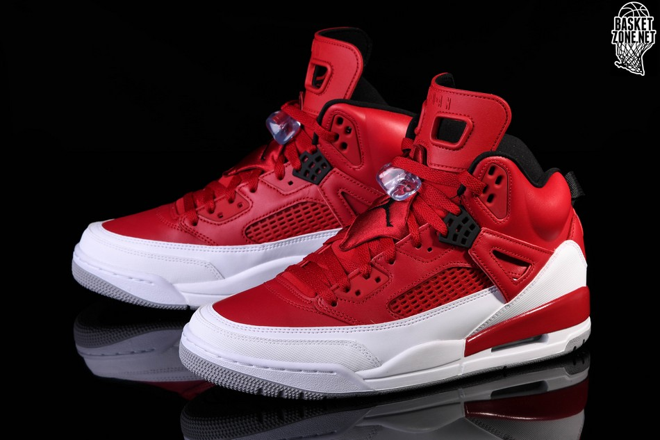 finest selection 395c8 95ce4 NIKE AIR JORDAN SPIZIKE GYM RED