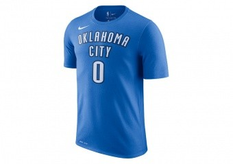 dfbcc167386 NIKE NBA CONNECTED OKLAHOMA CITY THUNDER RUSSELL WESTBROOK AUTHENTIC ...