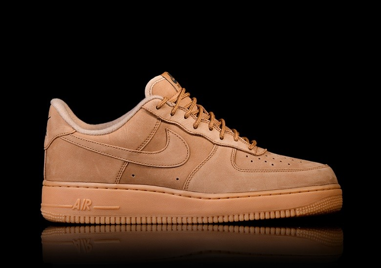 administración Remolque Desobediencia  NIKE AIR FORCE 1 '07 WB FLAX PACK WHEAT price €87.50 | Basketzone.net