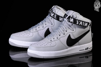best service 0f7fd 6bf87 NIKE AIR FORCE 1 HIGH 07 NBA STATEMENT GAME
