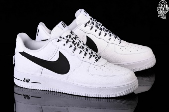 info for 77da3 16431 NIKE AIR FORCE 1 07 LV8 NBA PACK WHITE BLACK
