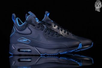best service 15fb5 53ddb NIKE AIR MAX 90 ULTRA MID WINTER SE OBSIDIAN