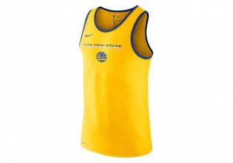 NIKE NBA GOLDEN STATE WARRIORS DRY TANK LOGO AMARILLO
