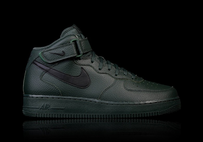 NIKE AIR FORCE 1 MID '07 GROVE GREEN