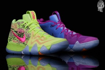 new products b6b0c 361d4 NIKE KYRIE 4 CONFETTI LIMITED EDITION per €275,00 ...