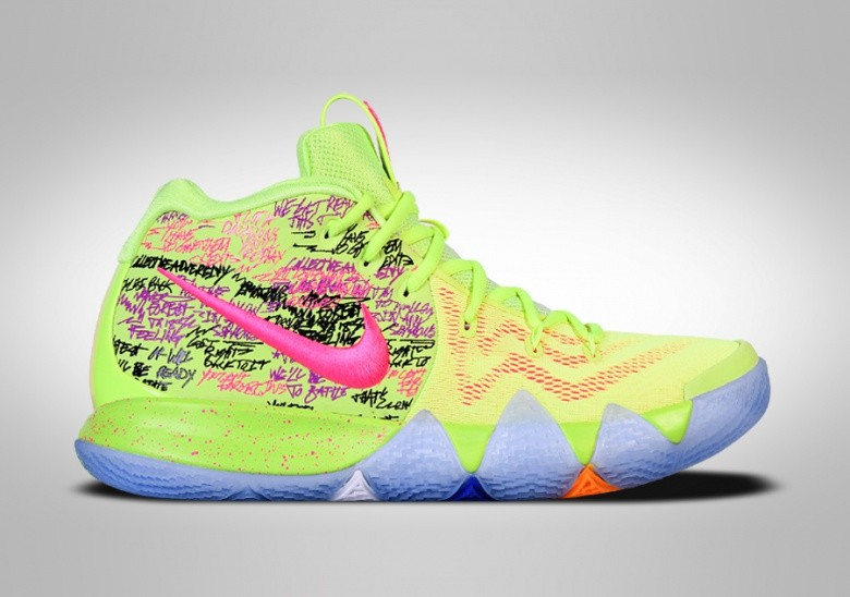 kyrie confetti sneakers