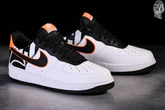 san francisco 8f335 78d63 NIKE AIR FORCE 1 07 LV8 WHITE. 823511-104