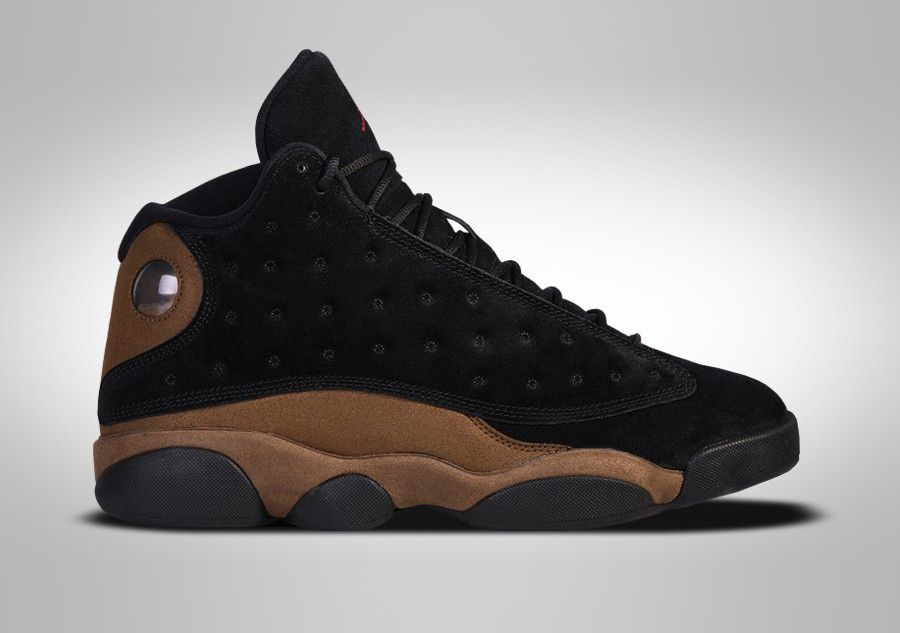 size 40 3ce08 01dcf NIKE AIR JORDAN 13 RETRO OLIVE price €175.00   Basketzone.net