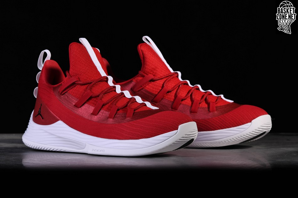 lowest price 71473 044bc NIKE AIR JORDAN ULTRA.FLY 2 LOW GYM RED JIMMY BUTLER