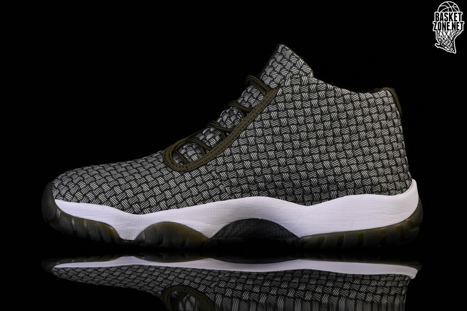 new styles 5e5db b7c70 NIKE AIR JORDAN FUTURE DARK GREEN