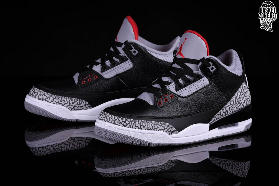 online retailer 1e3d7 1beff spain air jordan zapatos negro blanco retro 11 classics 6c299 061de   ireland nike air jordan 3 retro black cement 086d6 49e98