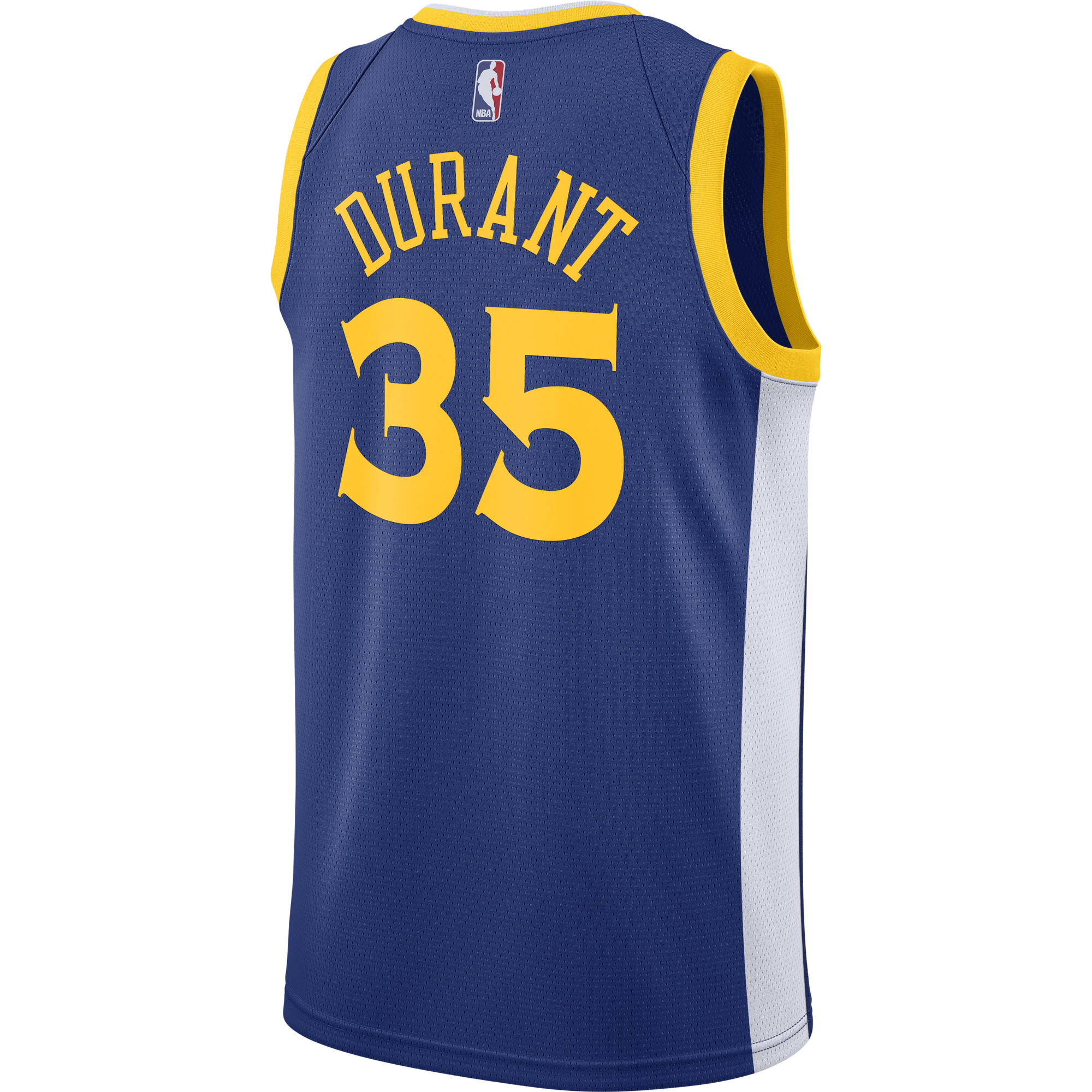 90922057f7a NIKE NBA GOLDEN STATE WARRIORS KEVIN DURANT SWINGMAN JERSEY ROAD. Previous  Next